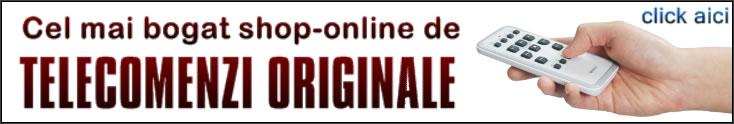 Magazin online cu componente electronice
